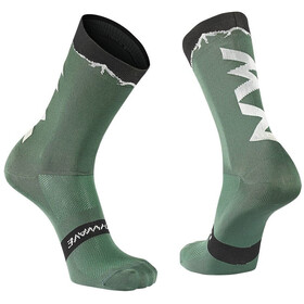Northwave Clan Socks green forest/black